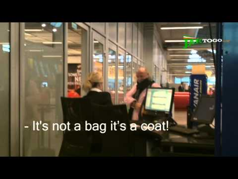 JAKTOGO beats the airline fees, new baggage rules? How beat high cost luggage / baggage fees!