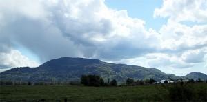 Und wieder Wolken
