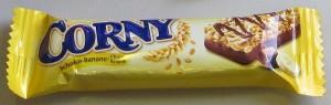 """Der """"Snack"""" im Detail: Ein Müsliriegel"""
