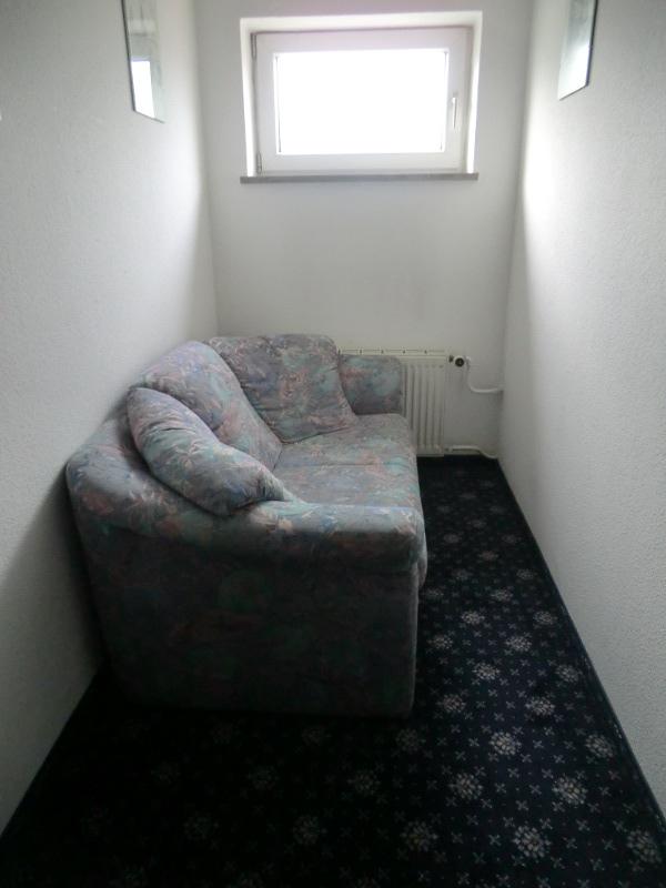 Sofa mit Ausblick