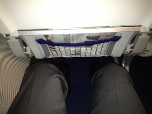 Ein wenig mehr Platz für die Knie