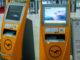 Check-In-Automaten der Lufthansa in Köln
