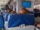Im Flugzeug (Symbolbild)