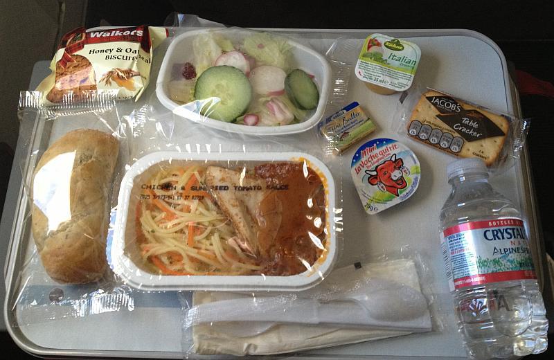Das Mittagessen