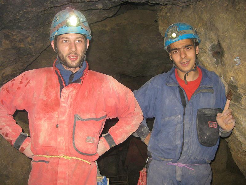Unsere Höhlen-Guides