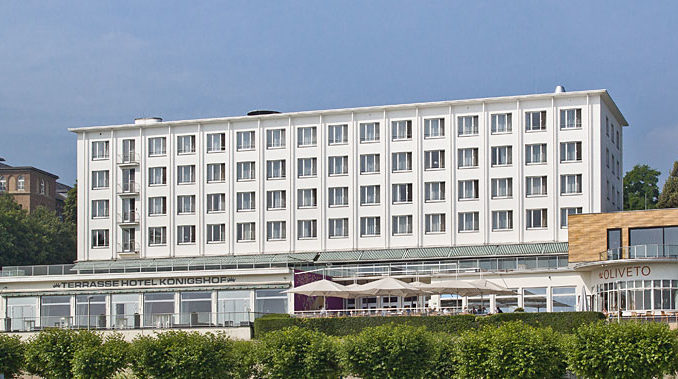 Das Hotel Königshof - direkt am Rheinufer gelegen