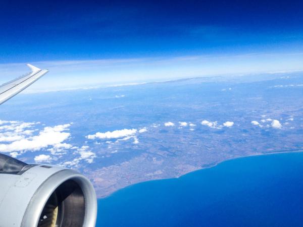 Auf dem Weg nach Malta...