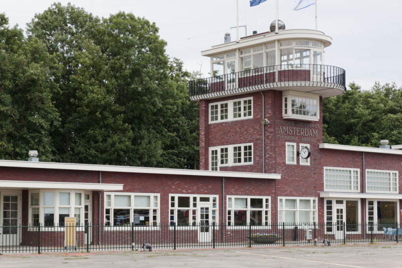 Terminal Gebouw Schiphol