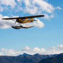 An den Wasserflugzeugen in Alaska (hier: Anchorage) konnte ich mich nicht satt sehen. Leider hat es mit dem Mitfliegen nicht geklappt.