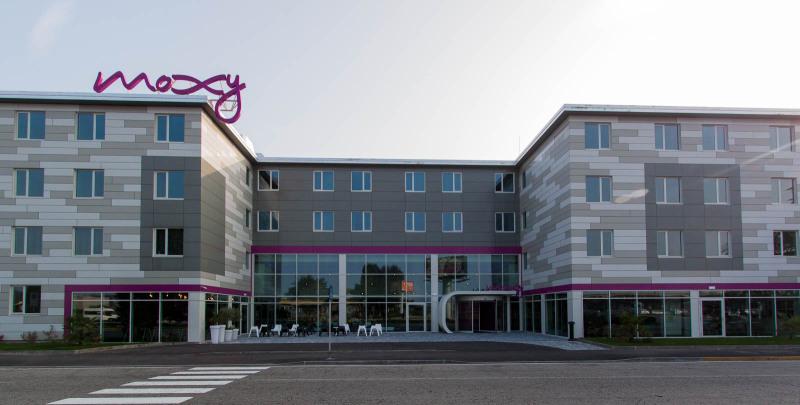 Moxy Hotel Mailand