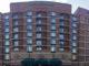Das Courtyard Hotel Louisville Downtown von außen