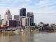 Die Skyline von Louisville