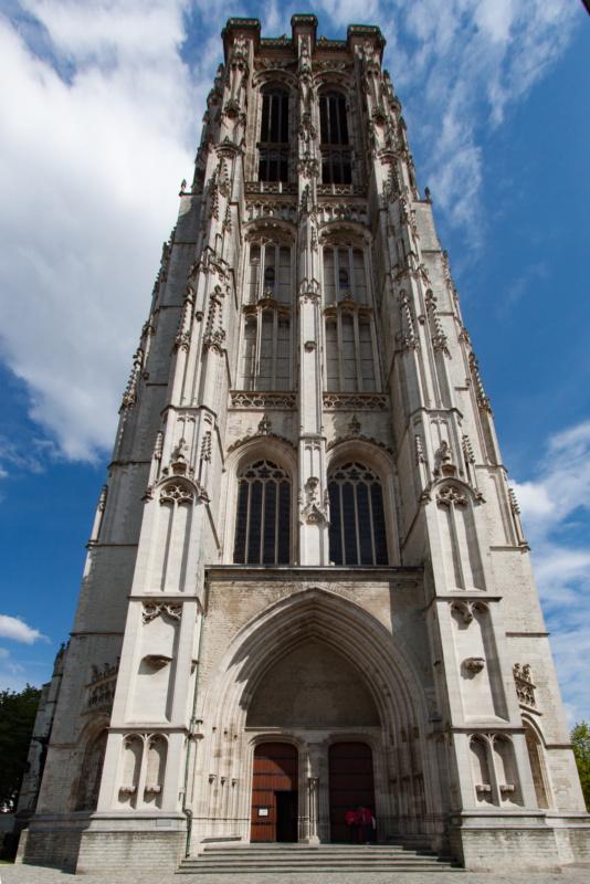 Belfried Sint Rombouts Kathedrale