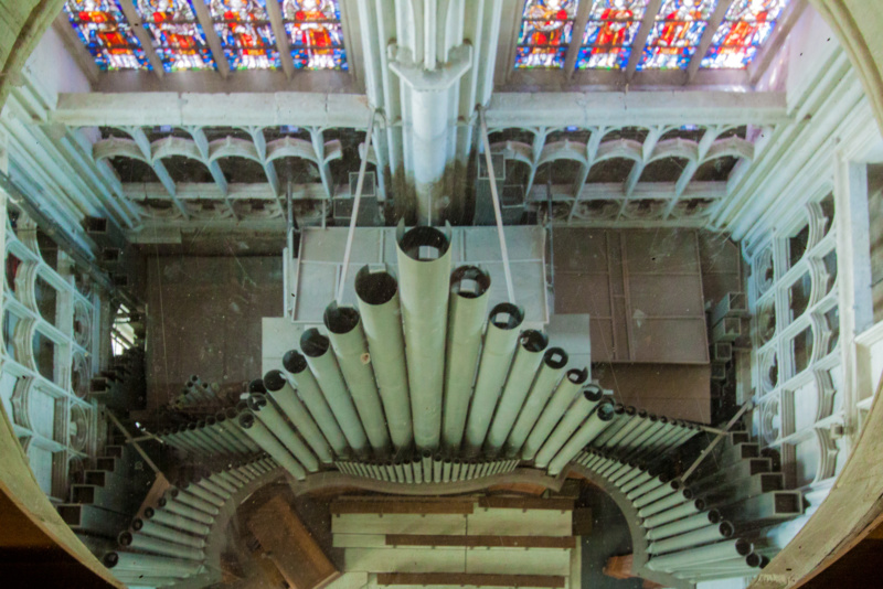 Die Orgel der Sint Rombouts Kathedrale