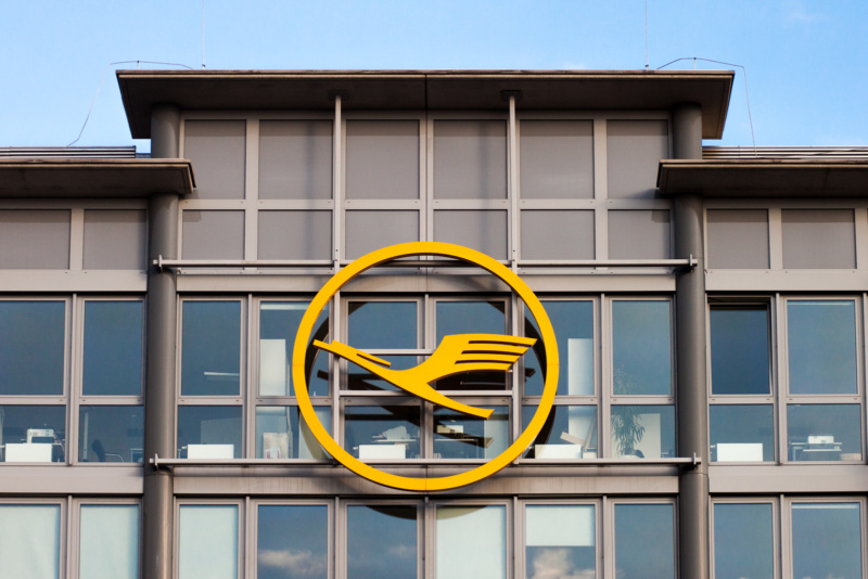 Die Lufthansa-Hauptverwaltung in Köln