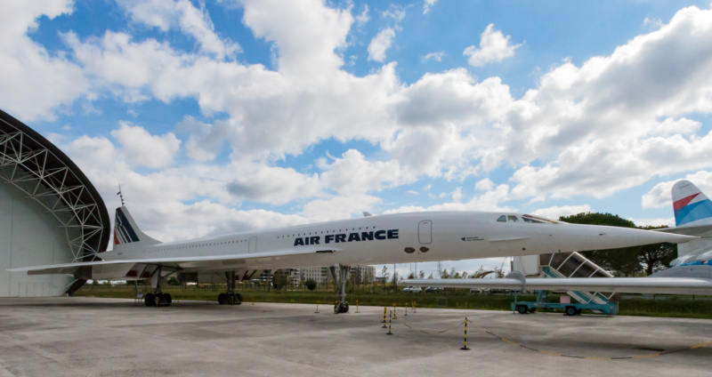 Concorde (MSN 209, F-BVFC) der Air France