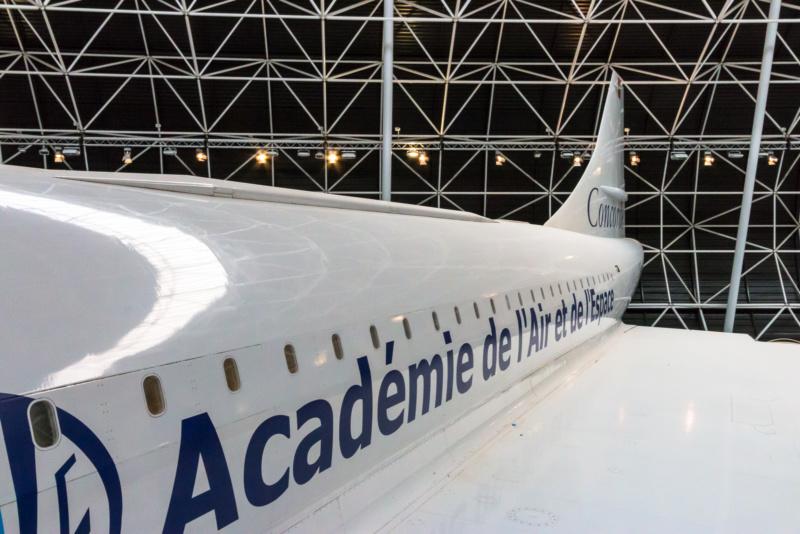 Concorde (MSN 201, F-WTSB) Test- und VIP-Flugzeug