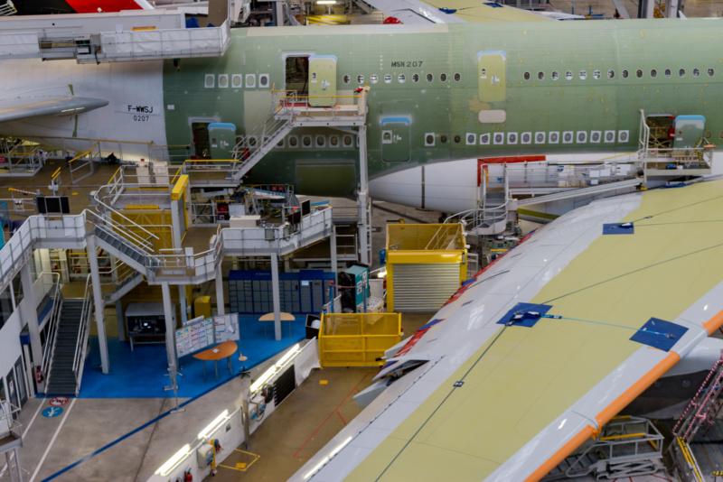 Die zukünftige A6-EOW von Emirates
