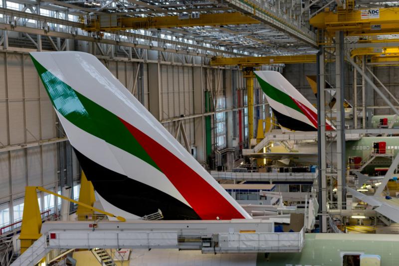 Vereinigte Arabische A380 ;-)