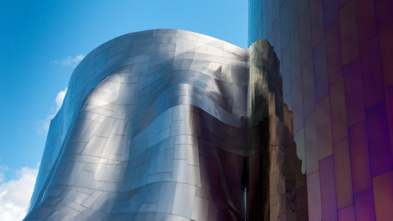 Architektur des EMP Museums