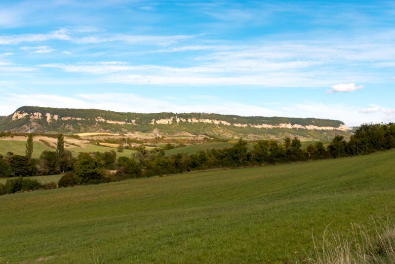 Hochebene im Aveyron