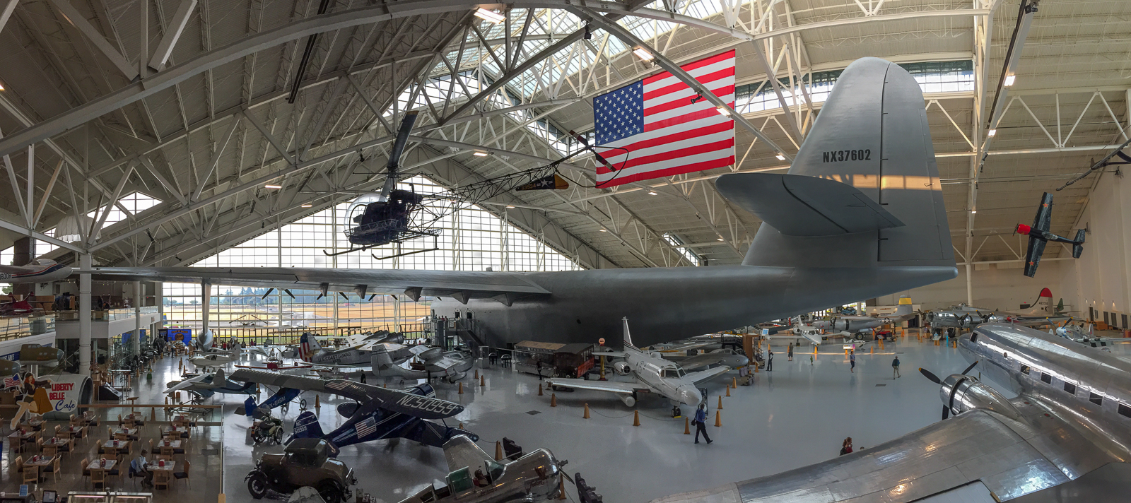 Evergreen Aviation Museum