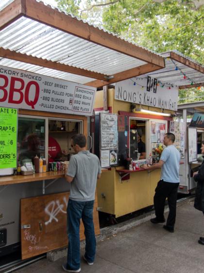 Foodcarts in Portland