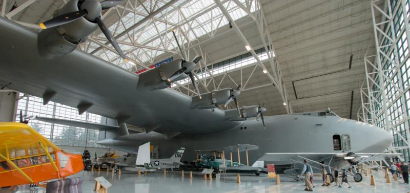 "Hughes H-4 ""Spruce Goose"""