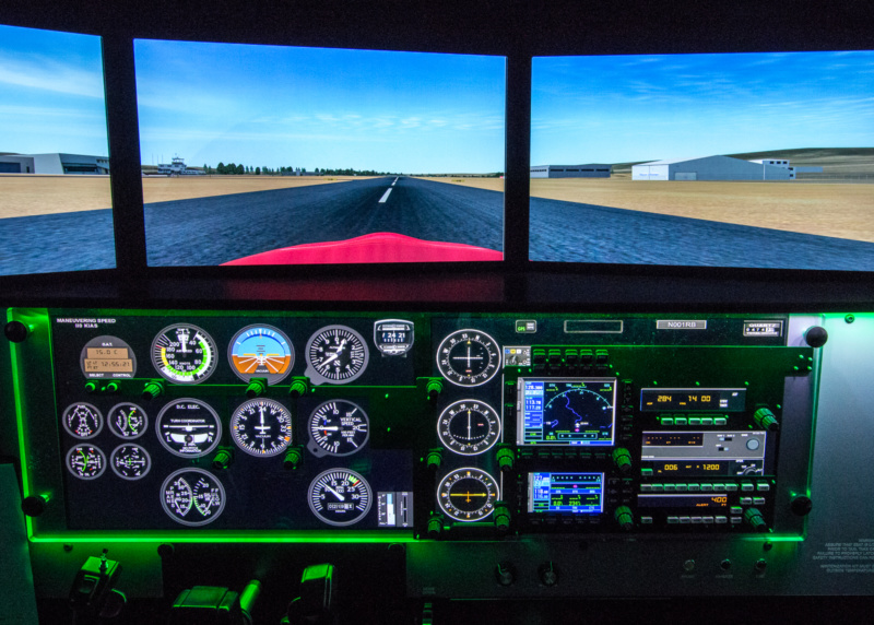 Cessna 172 Procedure Trainer