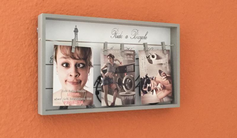 Postkarten-Sammlung zum mitnehmen / ergänzen