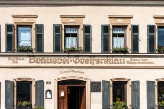 Brauerei Greifenklau in Bamberg