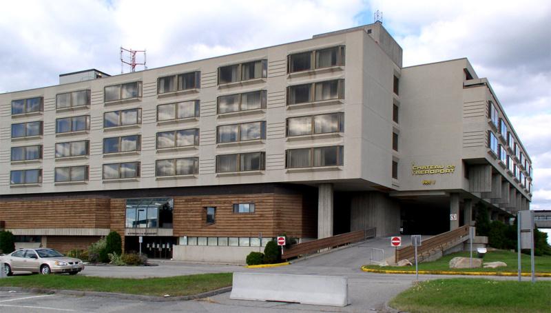 Hotel Chateau de l'Aeroport, Foto: Niclas Bocionek