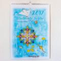 Der Insel-Kalender 2017 von Claudi um die Welt