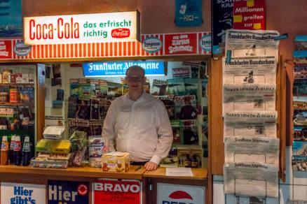 Der 70er-Jahre-Kiosk