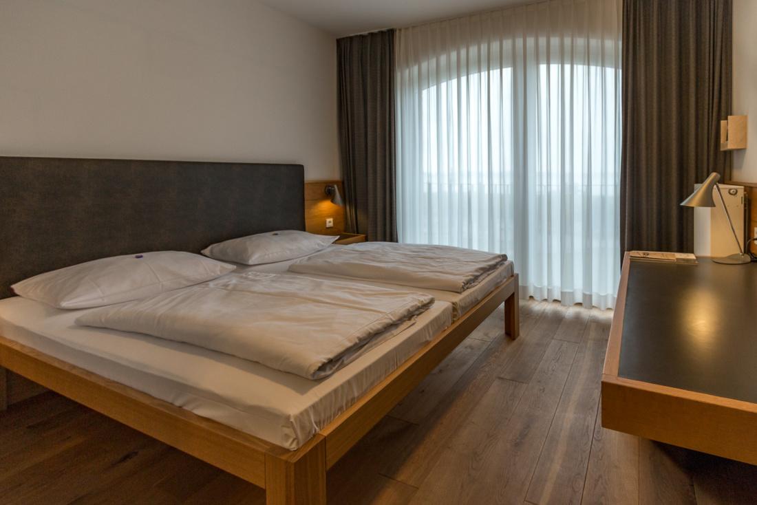 """Hotelzimmer im """"Hotel im Jaich"""""""