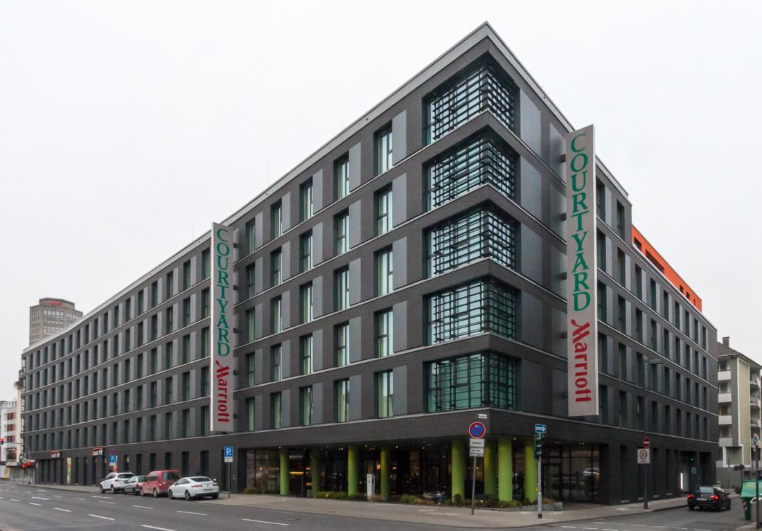 Hotel Courtyard Köln