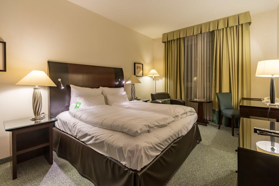 Zimmer im Lindner City Plaza Köln