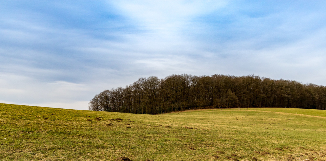 Landschaft bei Meinerzhagen