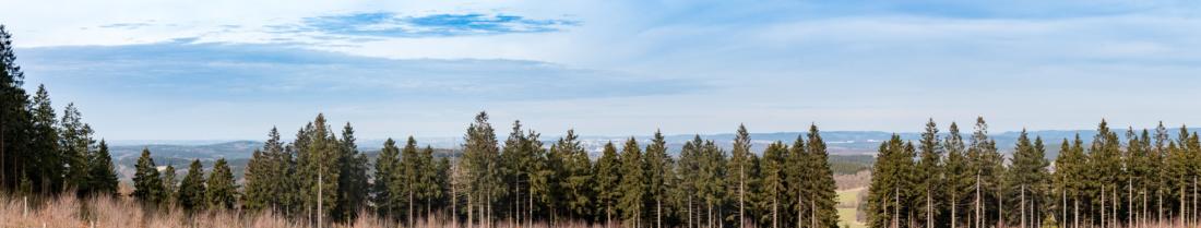 Panorama von der Nordhelle