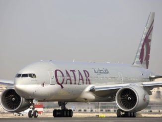 Qatar_Airways Boeing 777-200LR, Foto: Qatar Airways