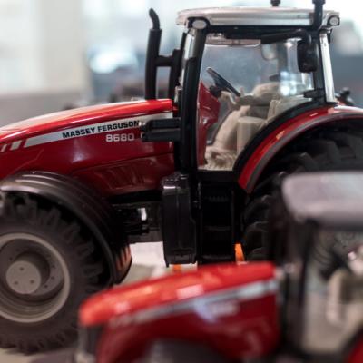Siku-Traktormodell