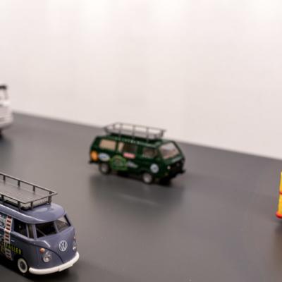VW Bullis von Wiking