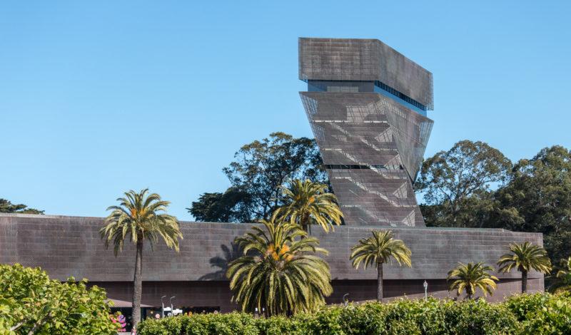 De Young Museum mit Aussichtsturm im Golden Gate Park