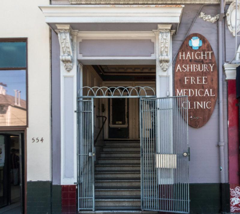 Die US-Geburtsstätte kostenloser Gesundheitsversorgung: Die Haight Ashbury Free Medical Clinic