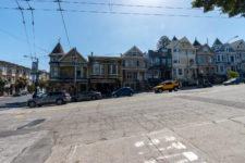 Masonic Avenue in Haight Ashbury