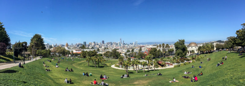 Mission Dolores Park