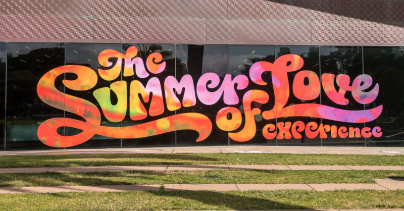 """The Summer of Love Experience"" im de Young Museum"