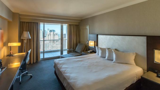 Zimmer im Hilton San Francisco Union Square