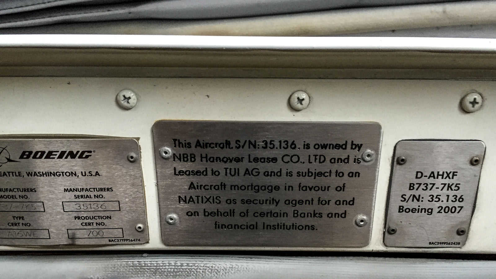 Charmant Beispiele Für Boeing Wieder Aufnehmen Fotos ...