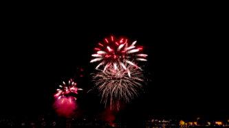 Feuerwerk Mainzer Sommerlichter